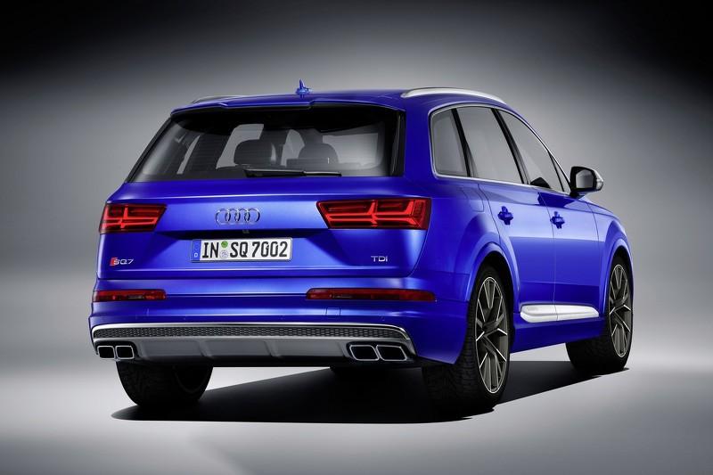 Audi SQ7 TDI - ChiếcSUV diesel mạnh mẽ nhất trên thế giới - 5