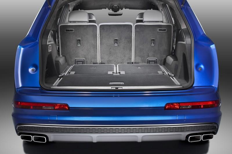 Audi SQ7 TDI - ChiếcSUV diesel mạnh mẽ nhất trên thế giới - 7