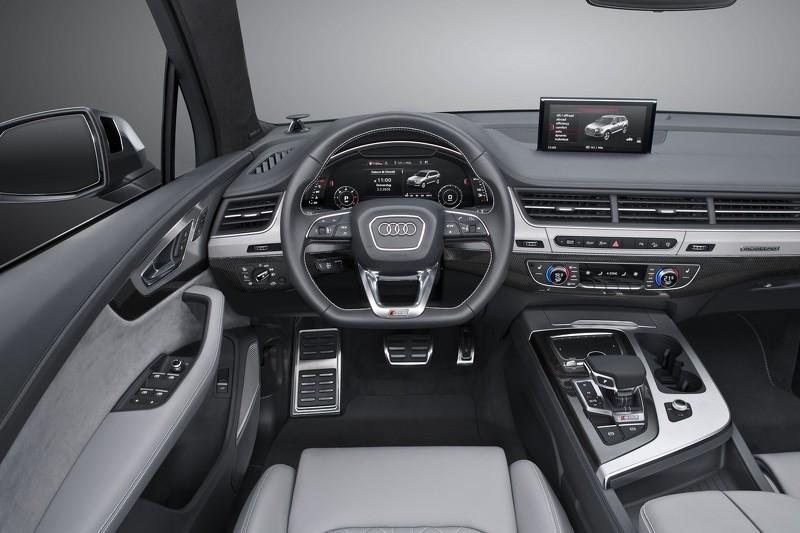 Audi SQ7 TDI - ChiếcSUV diesel mạnh mẽ nhất trên thế giới - 6