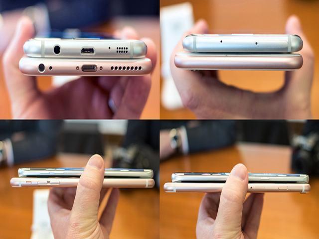 Nên chọn Samsung Galaxy S7 hay iPhone 7? - 1