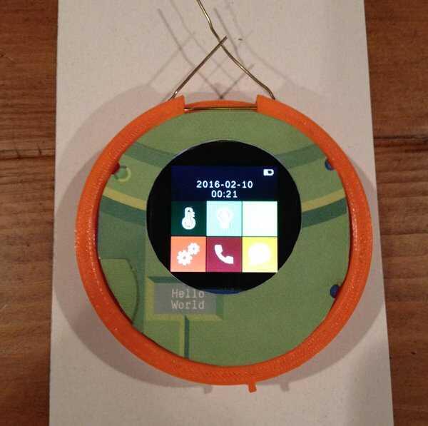 Ngắm thiết kế mẫu điện thoại The Cyrcle Phone đặc biệt dành cho nữ giới - 1