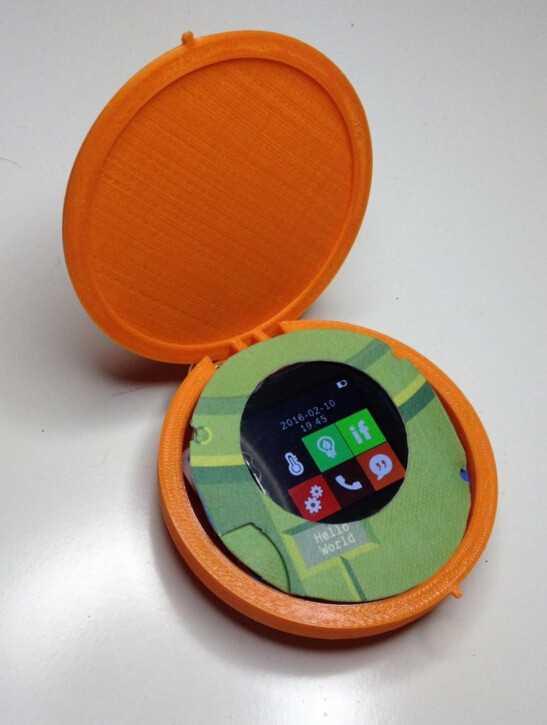 Ngắm thiết kế mẫu điện thoại The Cyrcle Phone đặc biệt dành cho nữ giới - 2