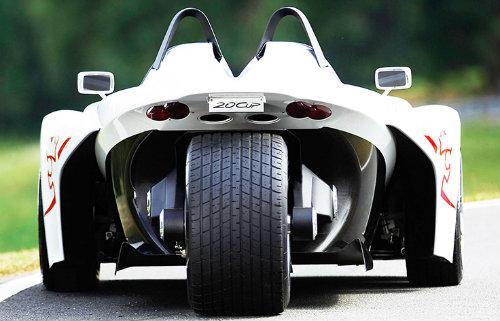 Top 10 mẫu xe 3 bánh vô cùng độc đáo (P1) - 4