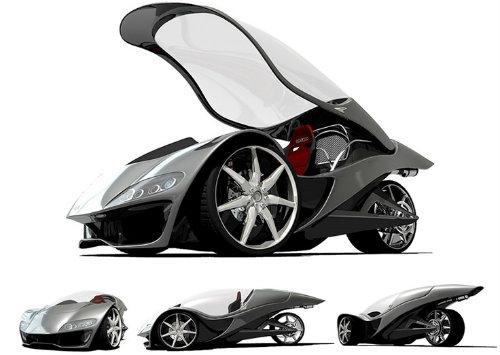 Top 10 mẫu xe 3 bánh vô cùng độc đáo (P1) - 6
