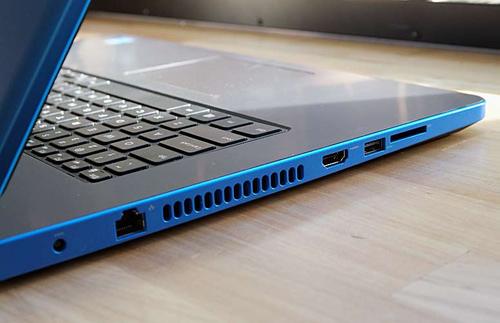Đánh giá Dell Inspiron 17 5000: Trải nghiệm tốt, hiệu suất khá - 6