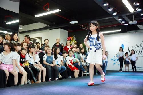 Mạnh Trường đưa con gái đi casting thời trang - 6