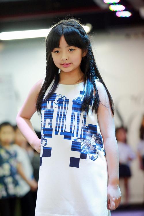 Mạnh Trường đưa con gái đi casting thời trang - 7