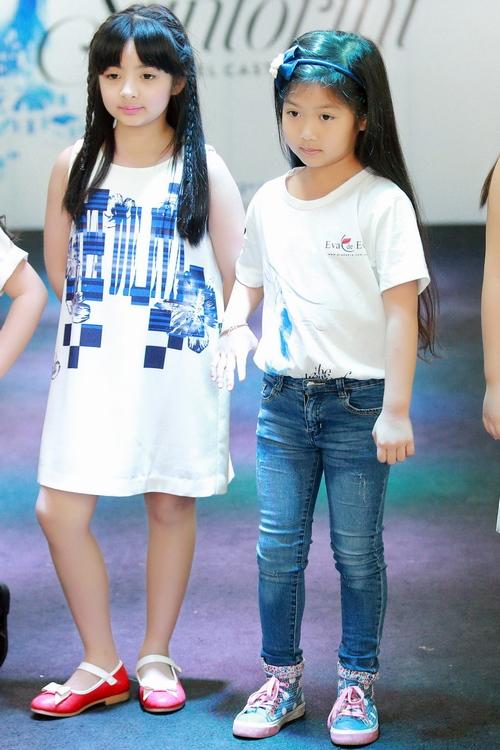 Mạnh Trường đưa con gái đi casting thời trang - 8