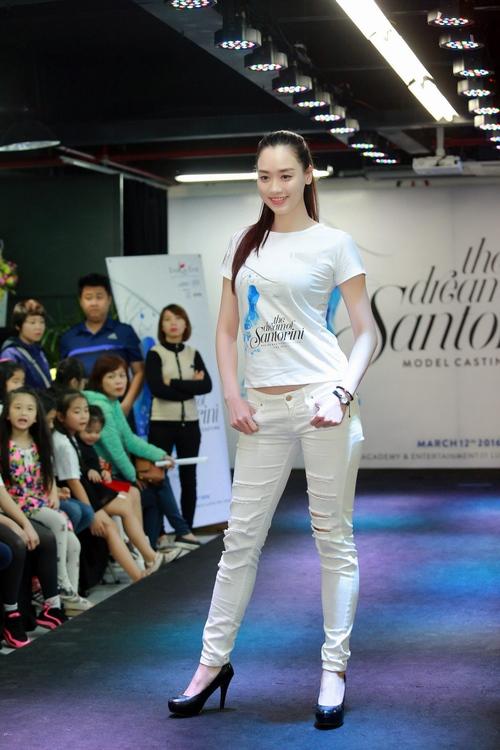 Mạnh Trường đưa con gái đi casting thời trang - 12