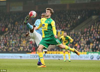 Chi tiết Norwich - Man City: Chống trả kiên cường (KT) - 5