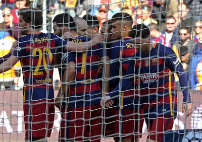 Chi tiết Barca - Getafe: Đánh tennis tại Nou Camp (KT) - 3