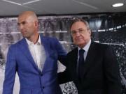 Tin chuyển nhượng - Real lại có biến: Zidane bất đồng Perez