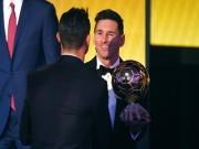 Tin bên lề bóng đá - So tài Ronaldo-Messi: Tránh M10, CR7 nên bỏ Real (P3)