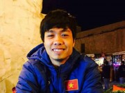 """Bóng đá Việt Nam - HLV Hữu Thắng """"cất"""" Công Phượng cho SEA Games 29"""