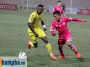 Bóng đá - Sôi động V-League 12/3: Nước mắt HN.T&T, nụ cười Hải Phòng