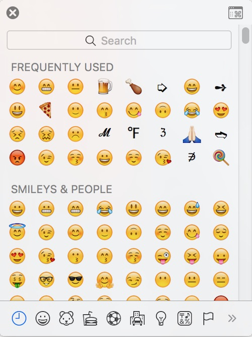 3 cách gõ emoji trên máy tính Apple Macbook - 1