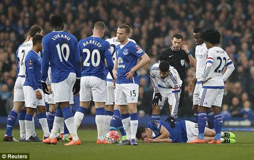 """Everton - Chelsea: Người cũ và 2 cú đấm """"chí tử"""" - 1"""
