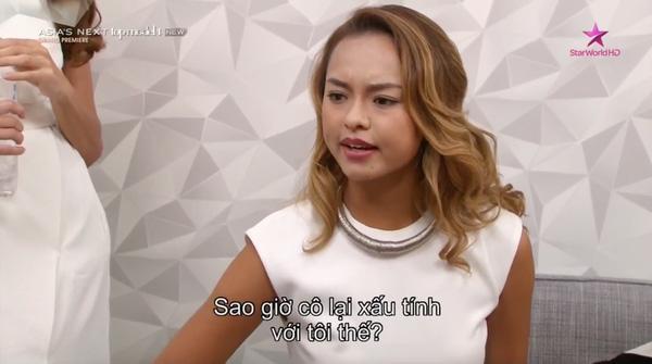 """Mẫu Việt bị chê ăn nhiều: """"Họ cố tình công kích tôi"""" - 4"""