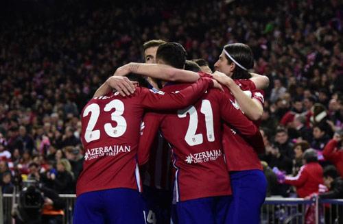 Atletico - Deportivo: Bám đuổi tới cùng - 1