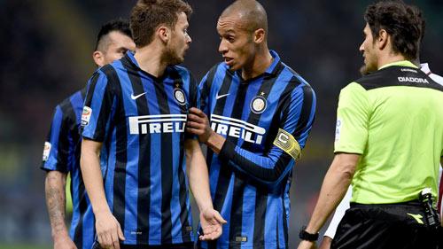 Inter Milan - Bologna: Những giây phút khó khăn - 1