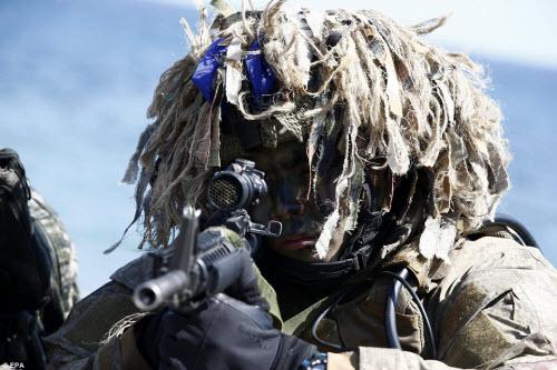 Ảnh: Mỹ - Hàn tập trận đổ bộ lớn chưa từng thấy - 3