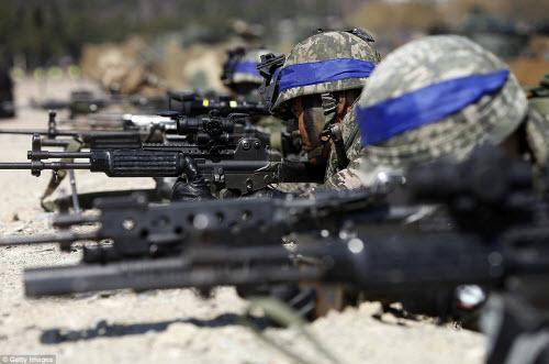 Ảnh: Mỹ - Hàn tập trận đổ bộ lớn chưa từng thấy - 6