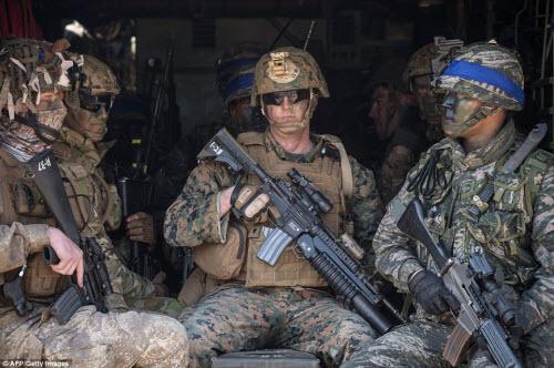 Ảnh: Mỹ - Hàn tập trận đổ bộ lớn chưa từng thấy - 7