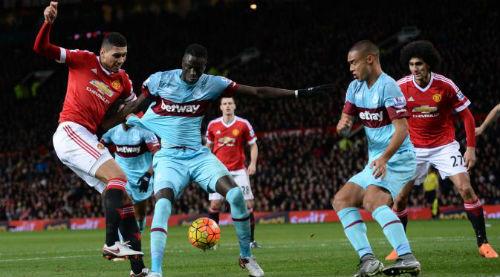 """MU – West Ham: Chỉ mành treo… """"Búa tạ"""" - 2"""