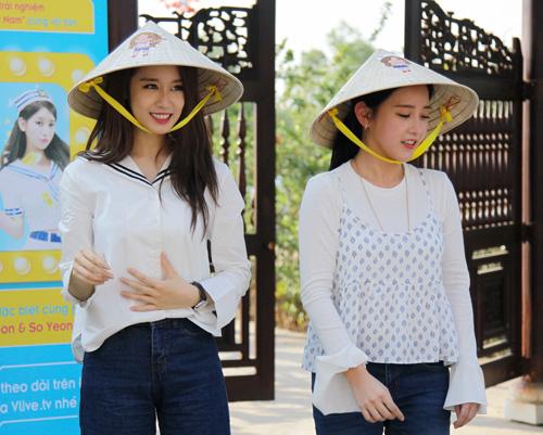 T-ara đẹp hút hồn khi diện áo dài ở Việt Nam - 9