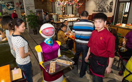 """Những nhà hàng """"trố mắt mà ăn"""" ở Trung Quốc - 10"""