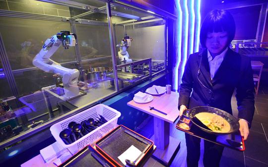 """Những nhà hàng """"trố mắt mà ăn"""" ở Trung Quốc - 11"""