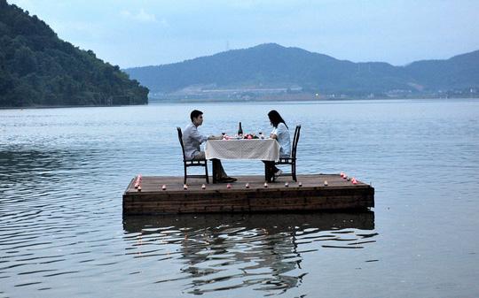 """Những nhà hàng """"trố mắt mà ăn"""" ở Trung Quốc - 14"""