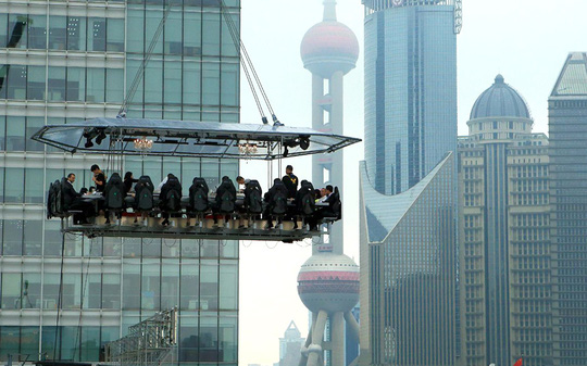"""Những nhà hàng """"trố mắt mà ăn"""" ở Trung Quốc - 15"""