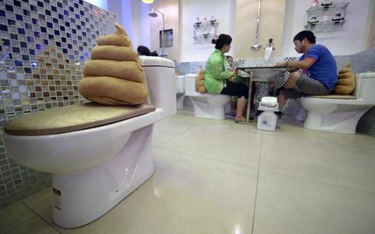"""Những nhà hàng """"trố mắt mà ăn"""" ở Trung Quốc - 7"""