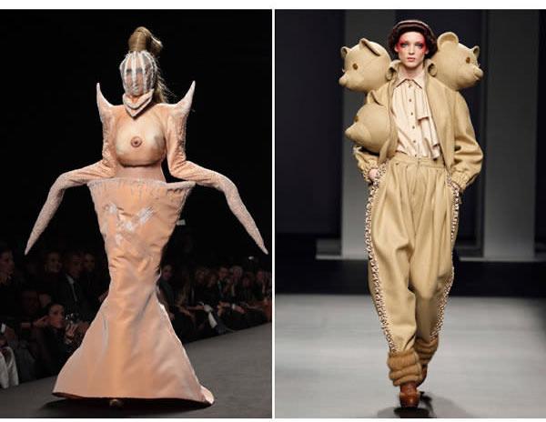 """Những mẫu váy áo """"doạ người"""" ít ai dám liều mặc - 6"""