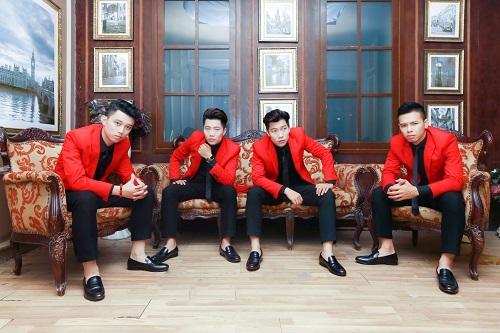 """OPlus: """"Chúng tôi tiên phong cho sự trở lại của boyband Việt"""" - 1"""