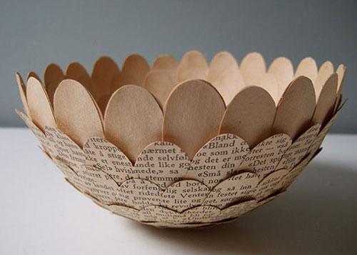 Bộ sưu tập đồ vật 3D bằng giấy tuyệt đẹp - 11