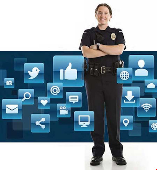 Phòng, chống tội phạm bằng mạng xã hội - 1
