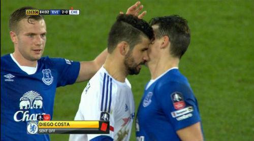 """Tin HOT tối 13/3: Costa được minh oan vụ """"cắn người"""" - 1"""