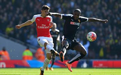 Chi tiết Arsenal - Watford: Chìm trong thất vọng (KT) - 3