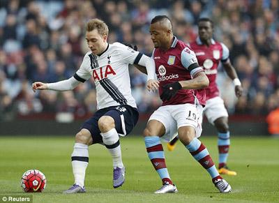 Chi tiết A.Villa - Tottenham: 3 điểm nhẹ nhàng (KT) - 3