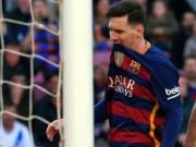 Bóng đá - Lại hỏng phạt đền, Messi lập kỷ lục buồn rười rượi