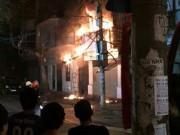 Tin tức trong ngày - Nhà phát hỏa giữa đêm khuya, một người chết cháy