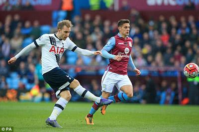 Chi tiết A.Villa - Tottenham: 3 điểm nhẹ nhàng (KT) - 5