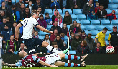 Chi tiết A.Villa - Tottenham: 3 điểm nhẹ nhàng (KT) - 7