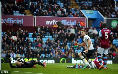 Chi tiết A.Villa - Tottenham: 3 điểm nhẹ nhàng (KT) - 9