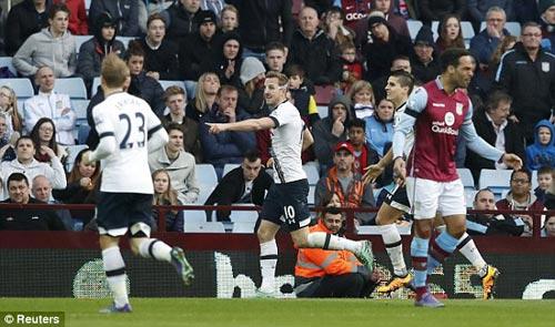 """Aston Villa - Tottenham: """"Song sát"""" tỏa sáng - 1"""