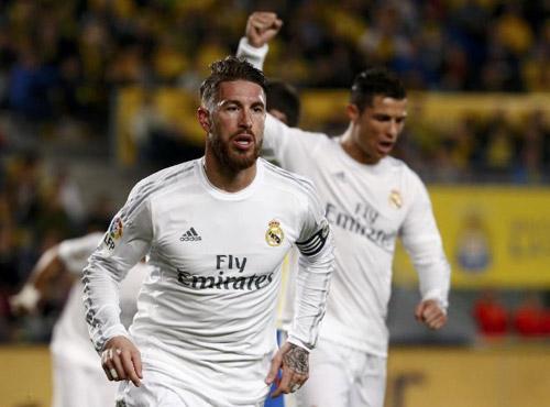 Las Palmas - Real Madrid: Kịch tính 3 phút cuối - 1