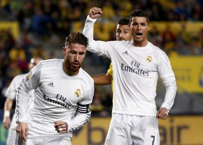 Chi tiết Las Palmas - Real Madrid: 2 bàn thắng, 1 thẻ đỏ (KT) - 7