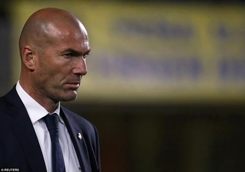 Real thắng nhọc, Zidane vừa giận vừa lo cho học trò - 1